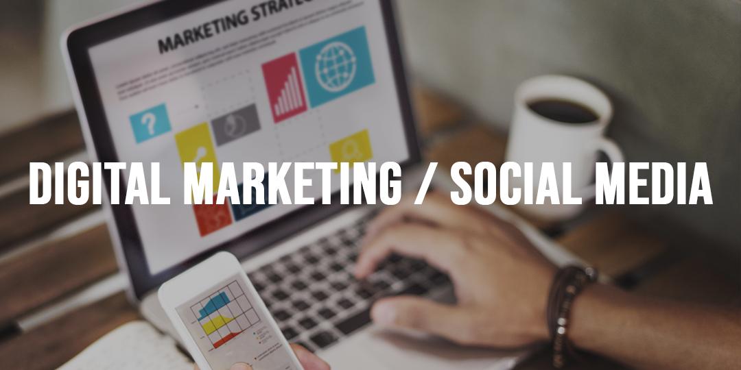 Learn more about Digital Marketing & Social Media Marketing