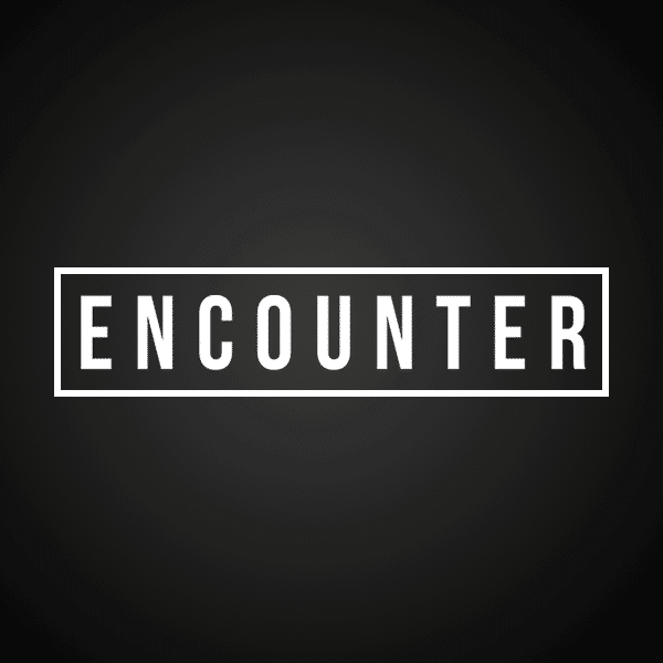 Encounter Worship Logo by Dalex Design our work Our Work EncounterWorshipLogo